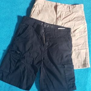 Other - ☆Boy's Bundle of 2 Cargo Shorts☆